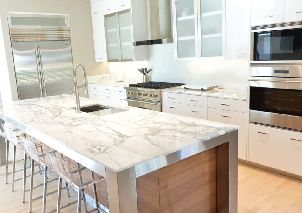 popular kitchen countertop choices in California