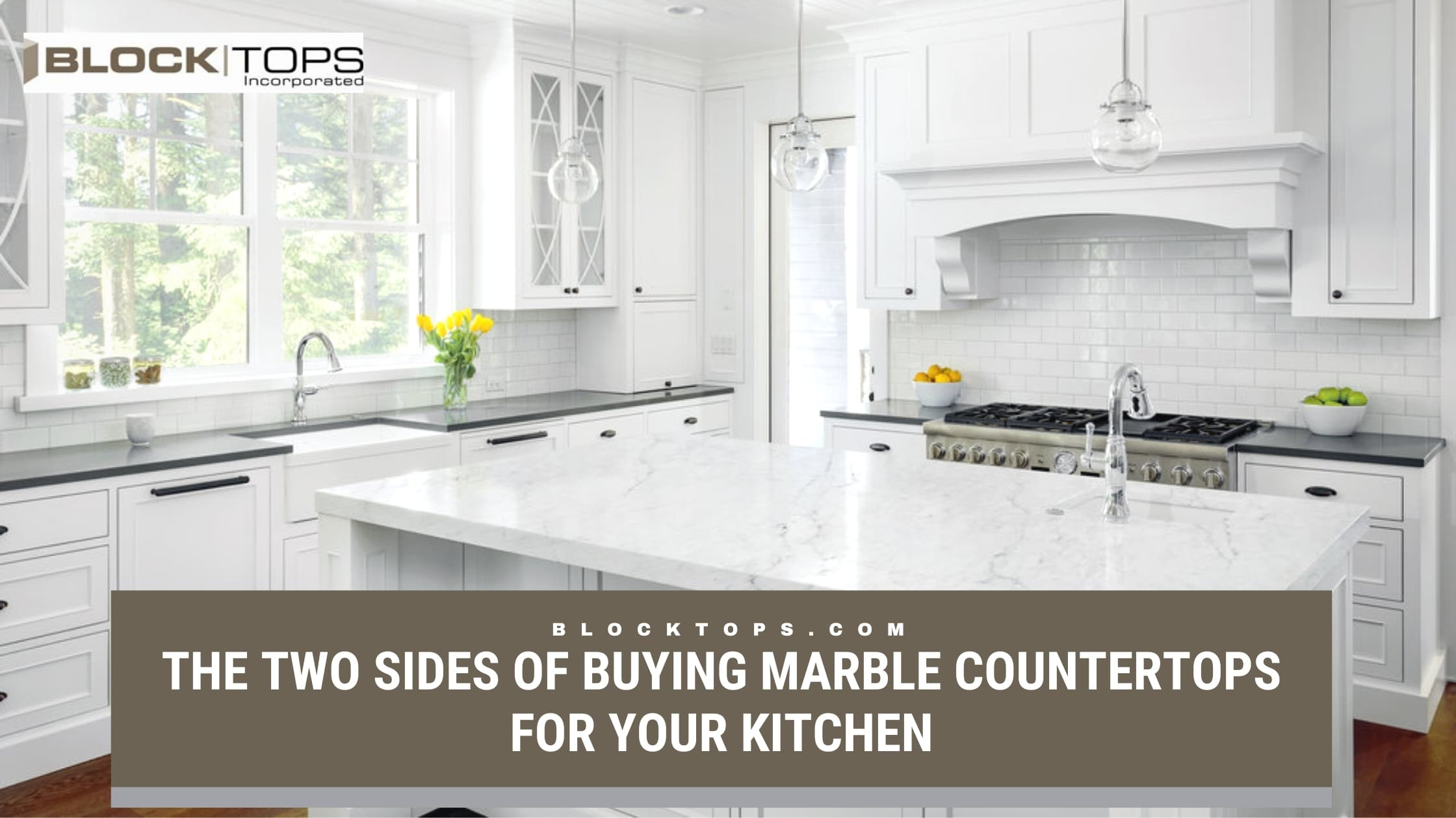 The Two Sides Of Buying Marble Countertops For Your Kitchen