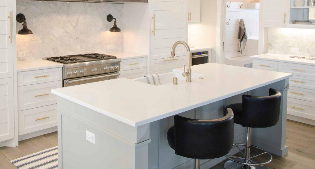 Kitchen Countertops in Anaheim & Los Angeles California